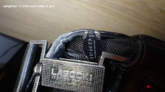 d687e086 torba męska Lasocki For Men RC3783; cena: 139,99 zł; data zakupu:  październik 2014 reklamacja: listopad 2014 Wada: klamry niszczą krawędzie  torby